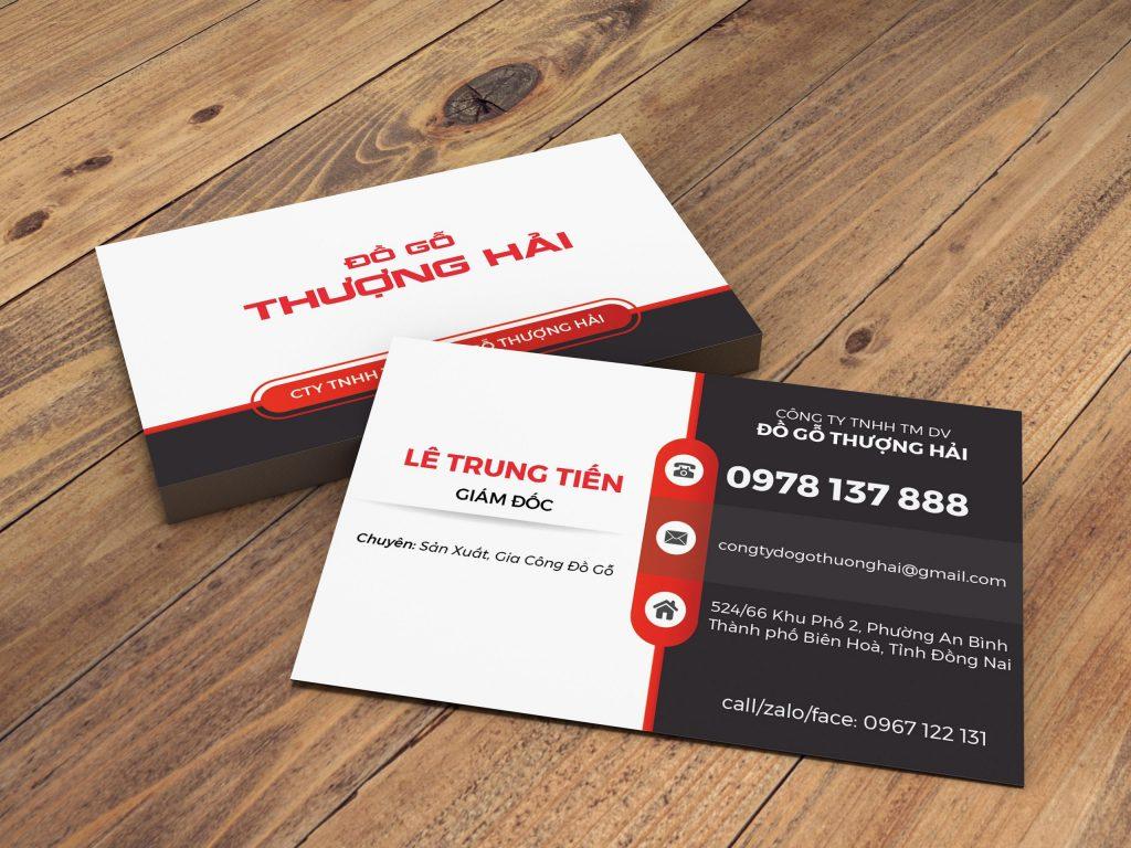 thiết kế card visit tại biên hòa giá rẻ 5