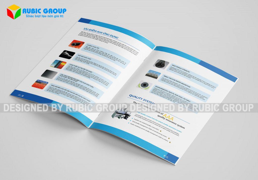 thiết kế catalogue công ty xây dựng 4