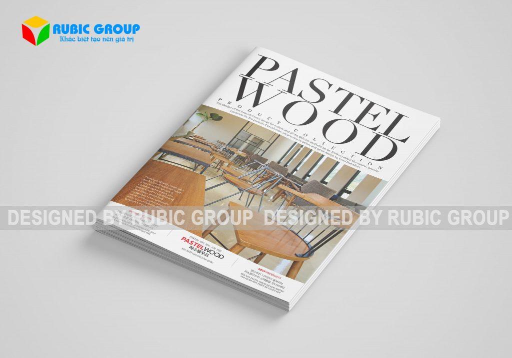 thiết kế catalogue nội thất 2