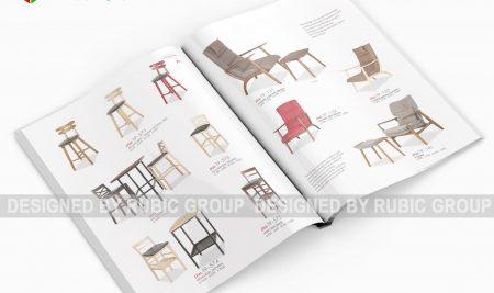 Thiết kế Catalogue nội thất sang trọng và tạo dấu ấn khác biệt ?