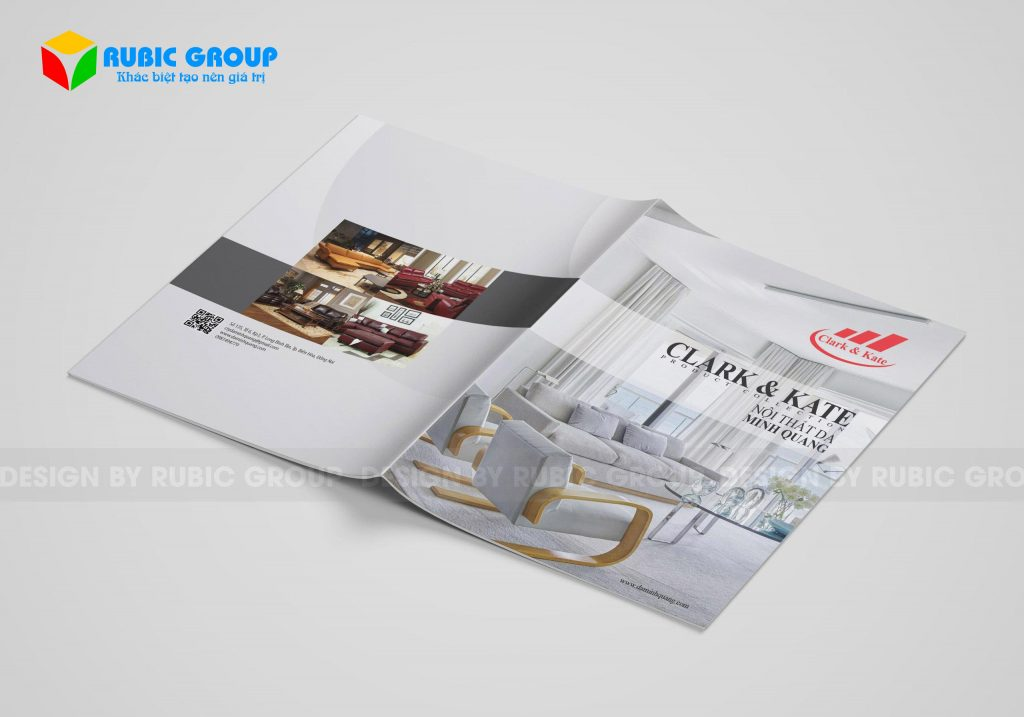 thiết kế catalogue nội thất 7