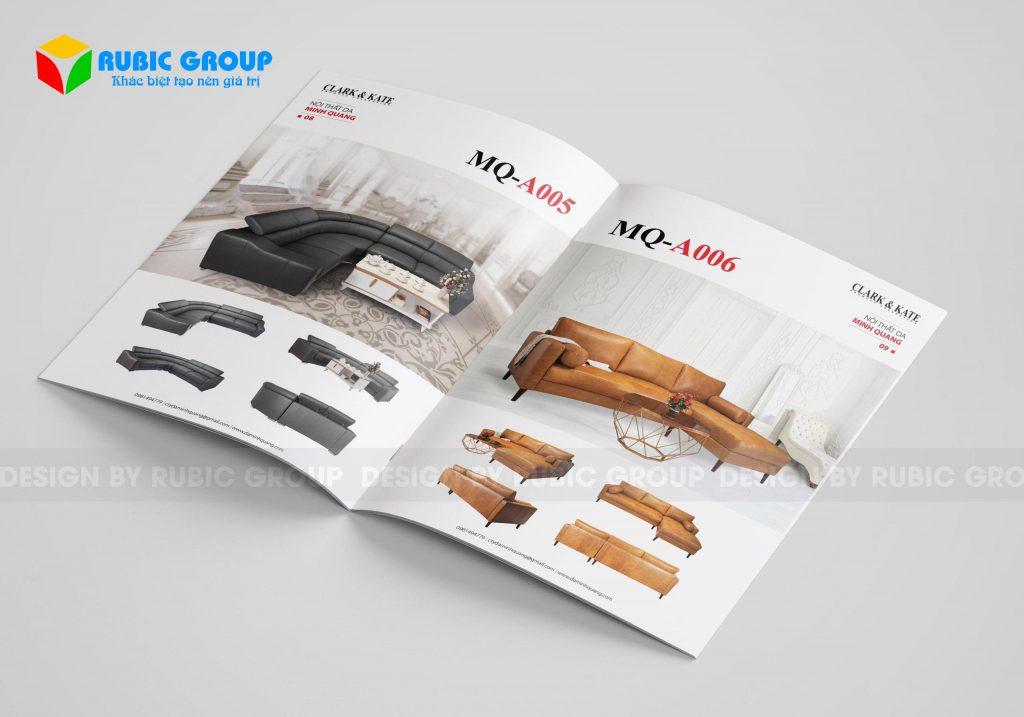 thiết kế catalogue nội thất 8