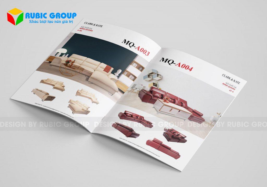 thiết kế catalogue nội thất 9