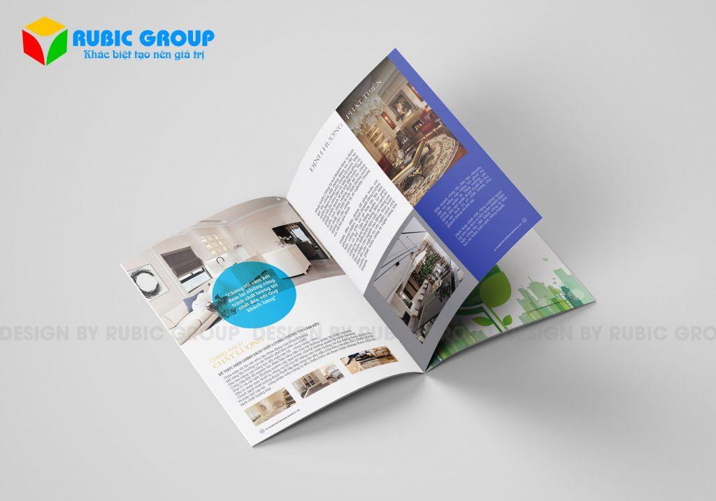 thiết kế hồ sơ năng lực công ty nội thất 9