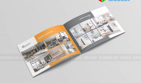 Thiết kế hồ sơ năng lực công ty thiết kế kiến trúc