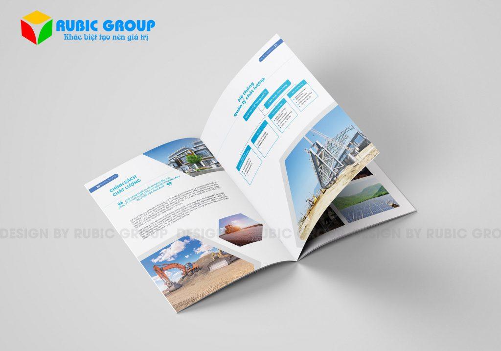 thiết kế profile công ty xây dựng 4
