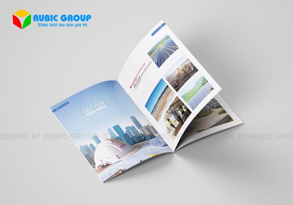 thiết kế profile công ty xây dựng 5