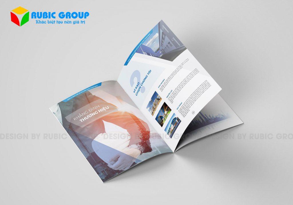 thiết kế profile công ty xây dựng 7