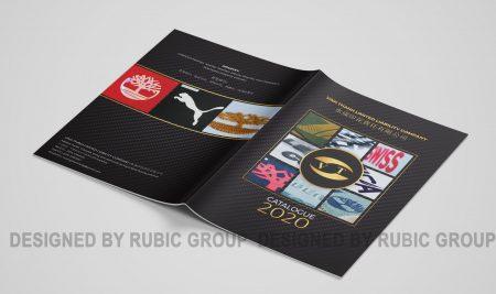 Catalogue công ty in Vĩnh Thành