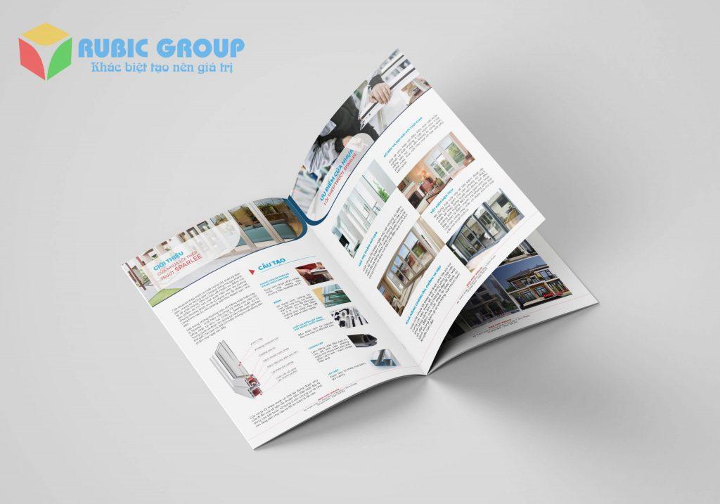 thiết kế catalog chuyên nghiệp