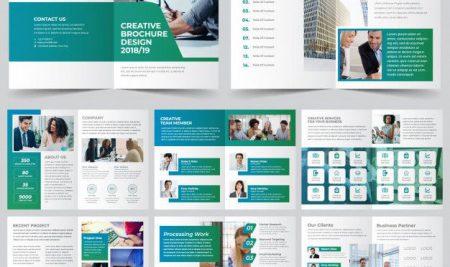 Thiết kế hồ sơ năng lực công ty phần mềm trọn gói