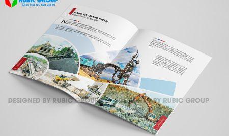 Tầm quan trọng của việc thiết kế hồ sơ năng lực vật liệu xây dựng