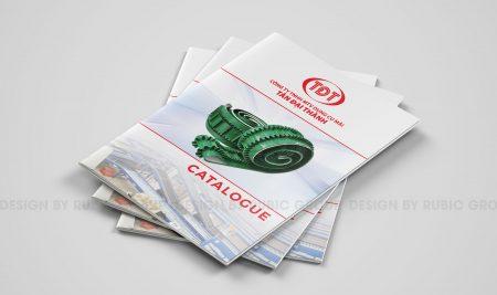 Catalogue cung cấp băng tải, dây đai