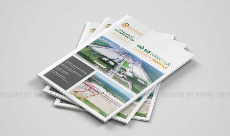 Hồ sơ năng lực xây dựng Định Tân