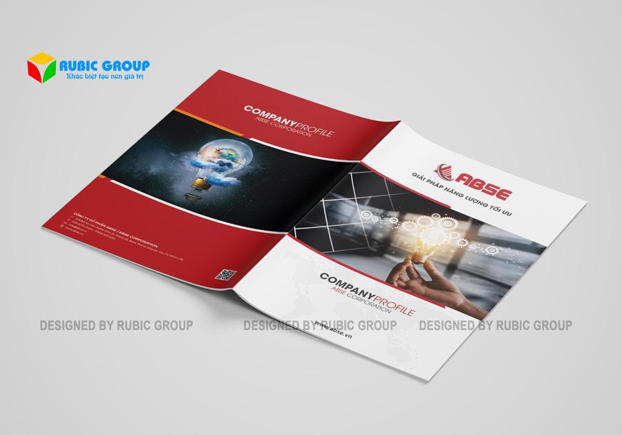 thiết kế hồ sơ năng lực camera
