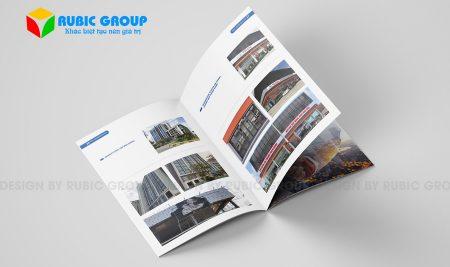 Thiết kế hồ sơ năng lực công ty camera chuyên nghiệp, đẹp và thu hút