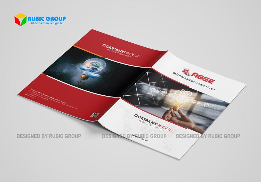 thiết kế hồ sơ năng lực công ty điện 1