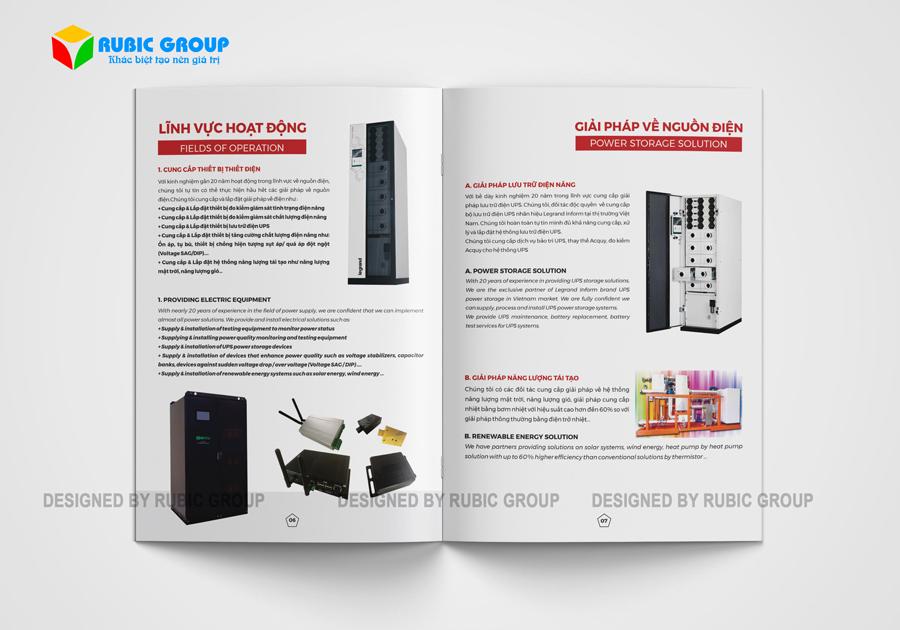 thiết kế hồ sơ năng lực công ty điện 2