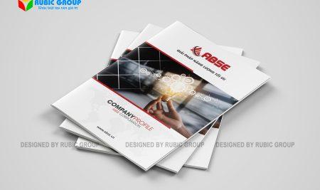 Dịch vụ thiết kế hồ sơ năng lực công ty xây lắp điện RuBic Group