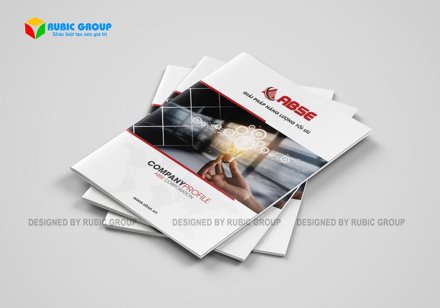 thiết kế hồ sơ năng lực công ty điện 3