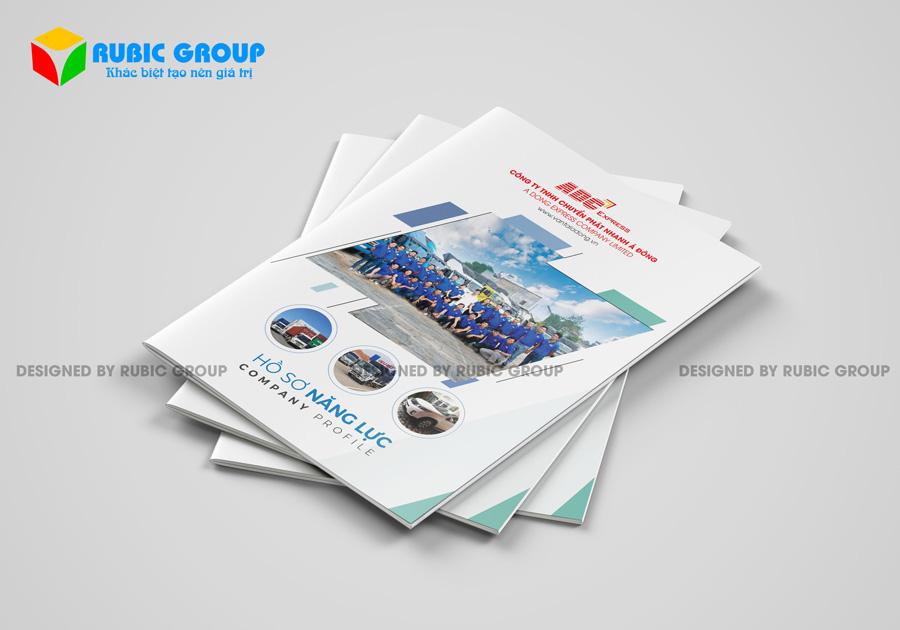 thiết kế hồ sơ năng lực online 1