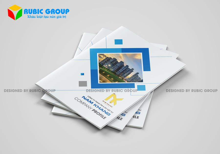 thiết kế hồ sơ năng lực online 3