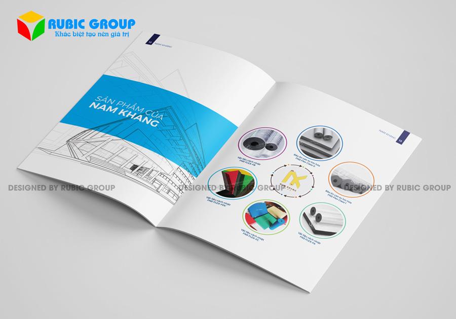 thiết kế hồ sơ năng lực online 5