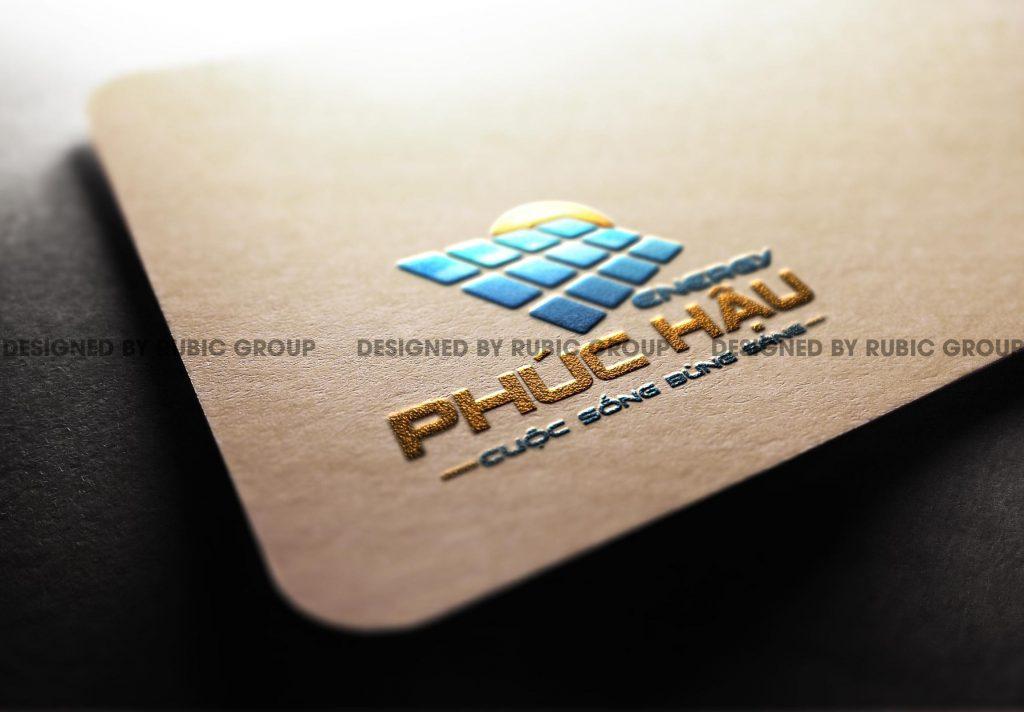 thiết kế logo công ty xây dựng