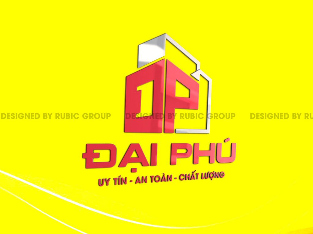 thiết kế logo công ty xây dựng 2