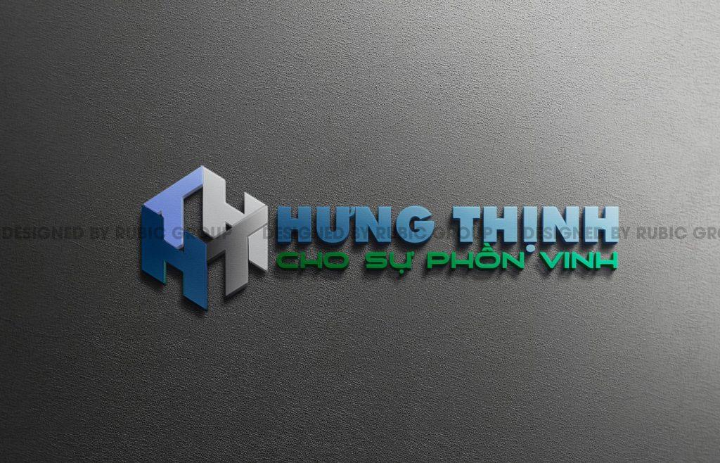 thiết kế logo công ty xây dựng 6