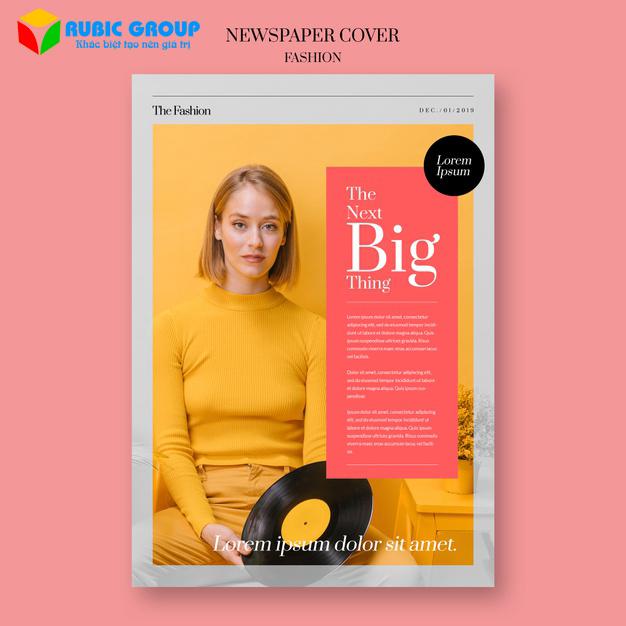 thiết kế tạp chí 2
