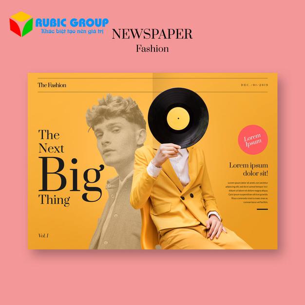 thiết kế tạp chí 3
