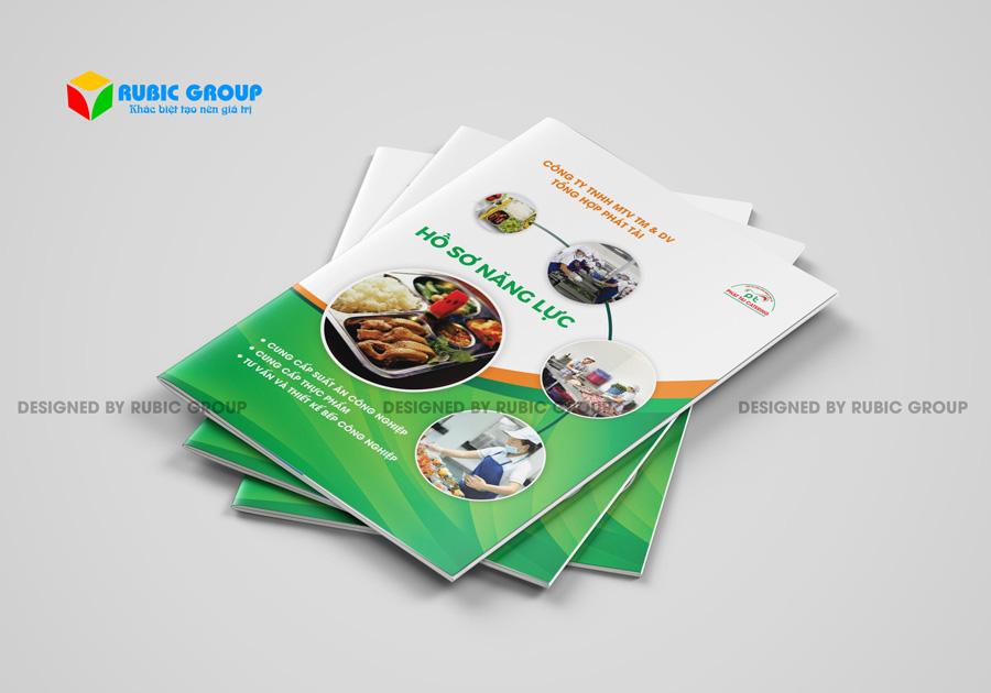 hồ sơ năng lực công ty thực phẩm 6