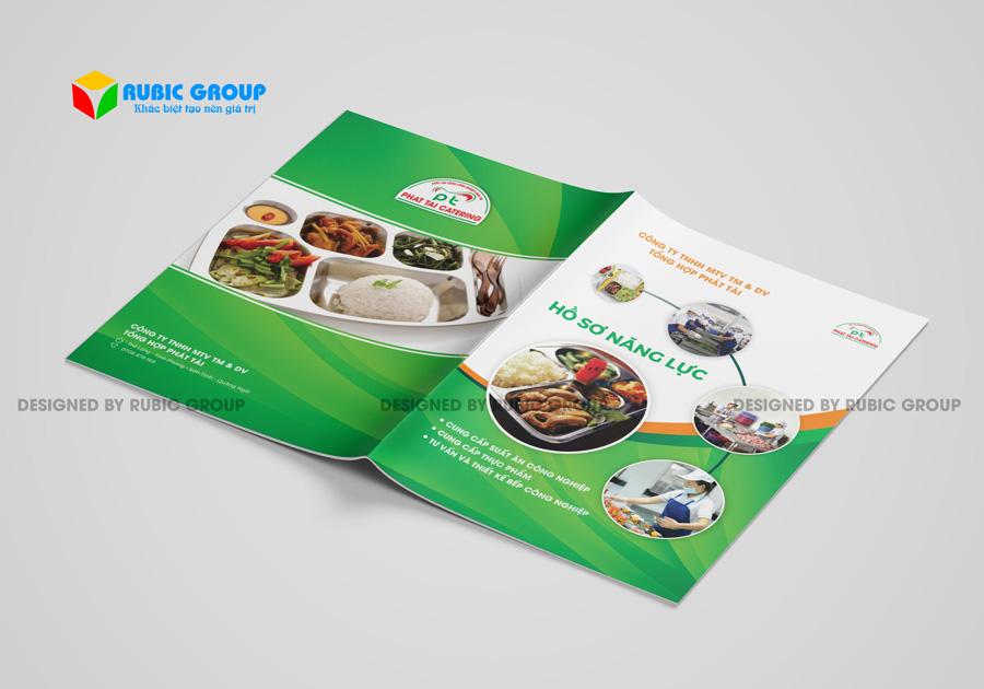 hồ sơ năng lực công ty thực phẩm 8
