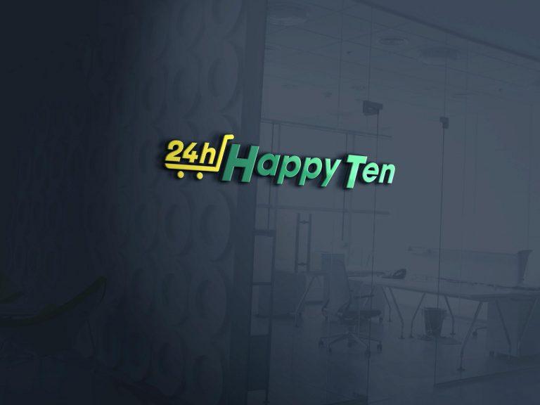logo 24h happy ten