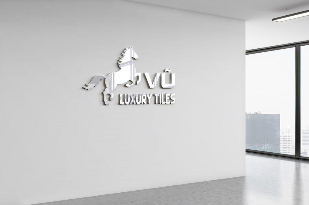 logo vũ luxury title 1