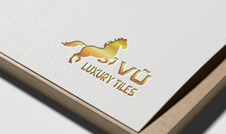 Logo Vũ Luxury Tiles