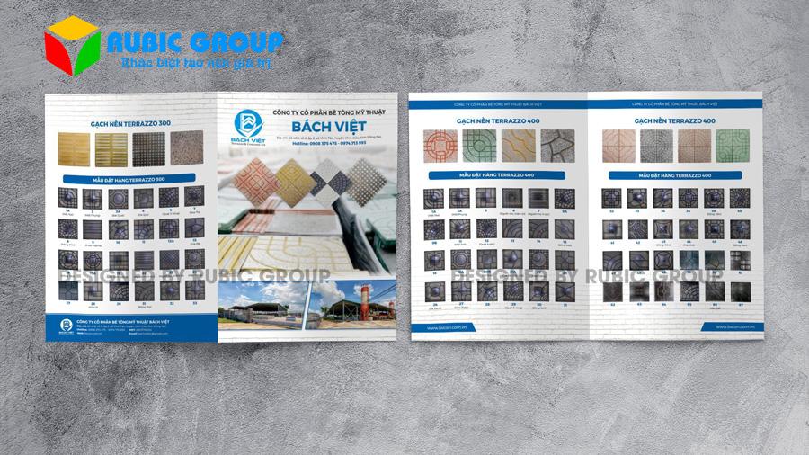 thiết kế brochure chuyên nghiệp 2