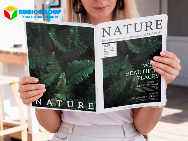 thiết kế magazine 2