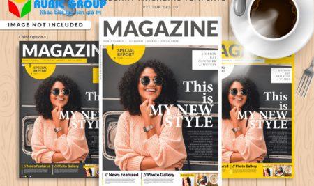 8 lưu ý quan trọng cần phải nhớ khi thiết kế magazine