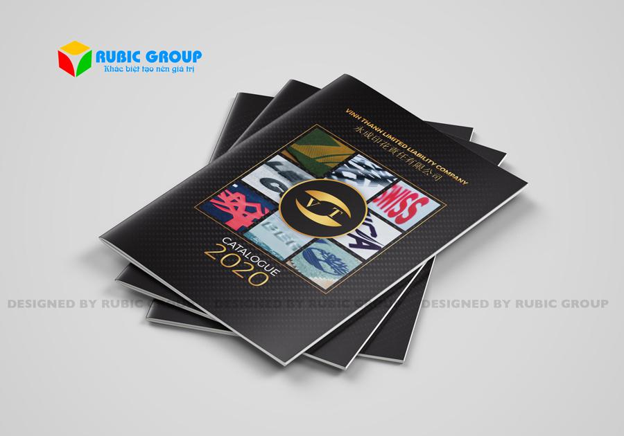 bảng giá thiết kế catalogue 2