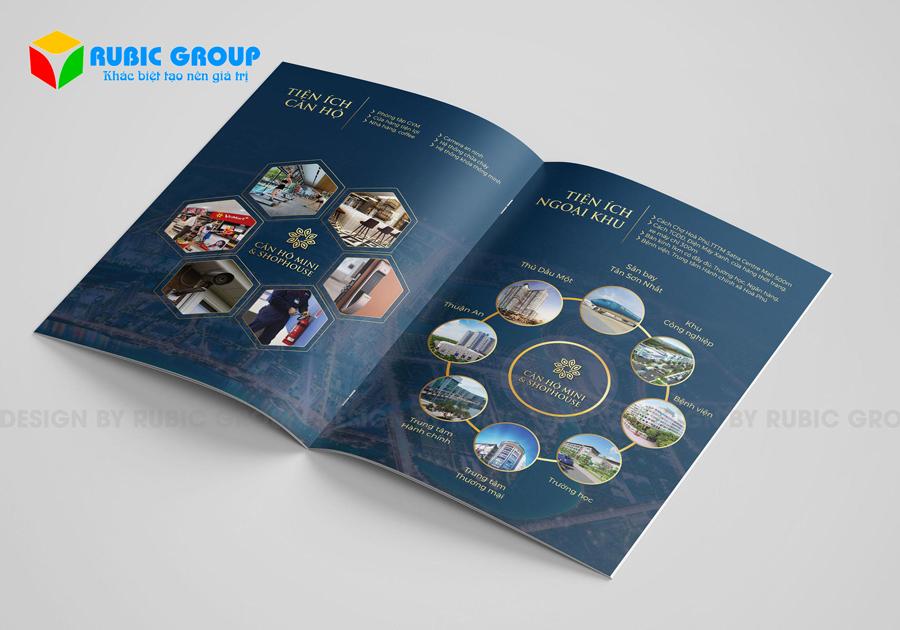 thiết kế brochure bất động sản 2