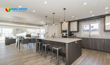 Mẫu thiết kế nội thất căn hộ tiêu chuẩn theo phong cách