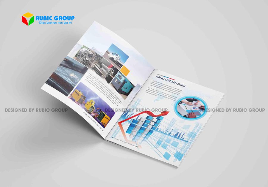 thiết kế hồ sơ năng lực gia công cơ khí 2