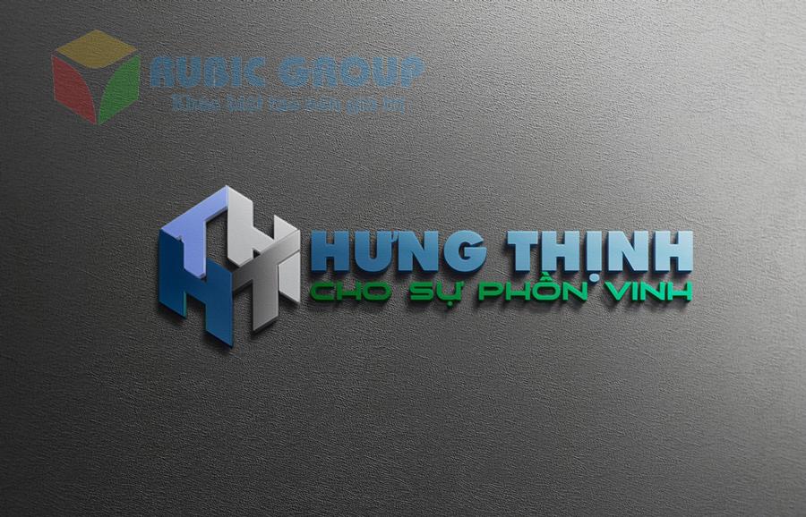 thiết kế logo vật liệu xây dựng 2