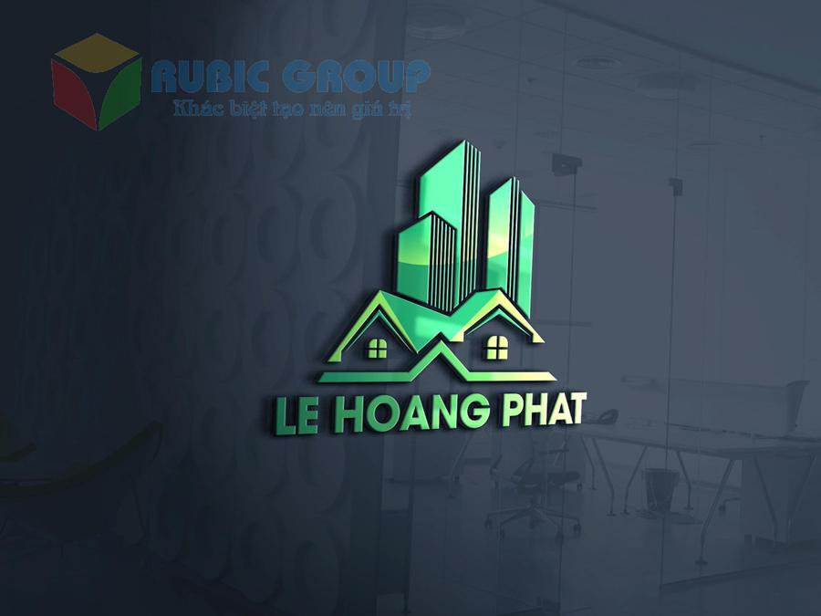 thiết kế logo vật liệu xây dựng 4