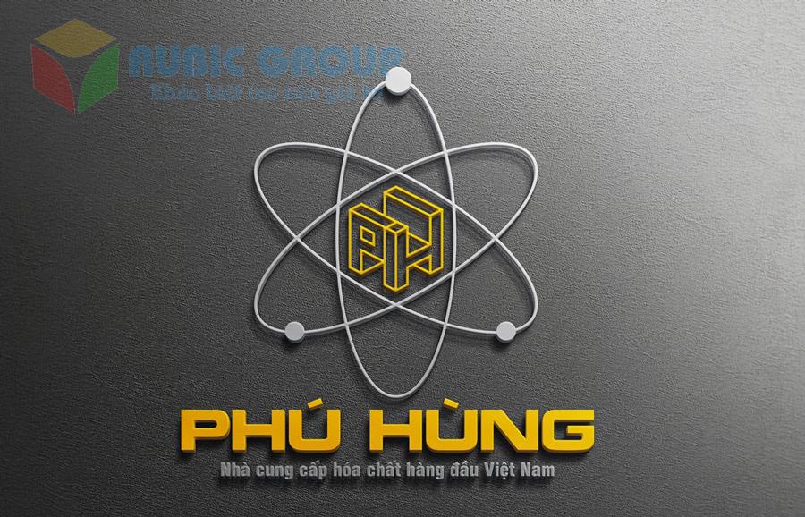 thiết kế logo vật liệu xây dựng 5