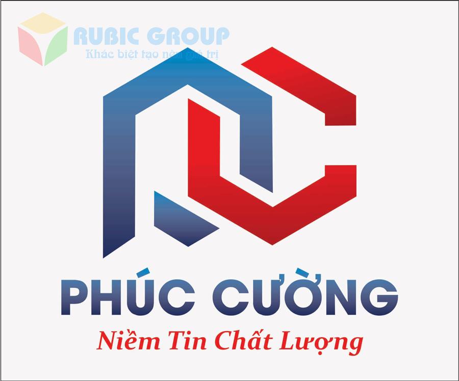 thiết kế logo vật liệu xây dựng 6