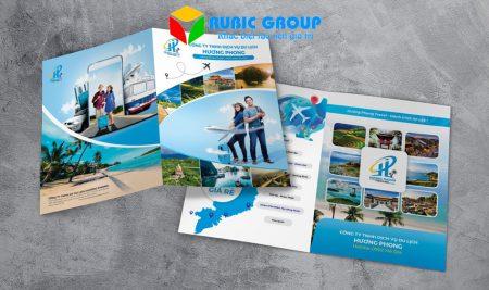 Một số mẫu thiết kế Brochure sản phẩm tinh tế, đẹp mắt