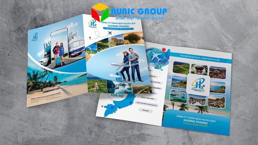 thiết kế brochure sản phẩm 2